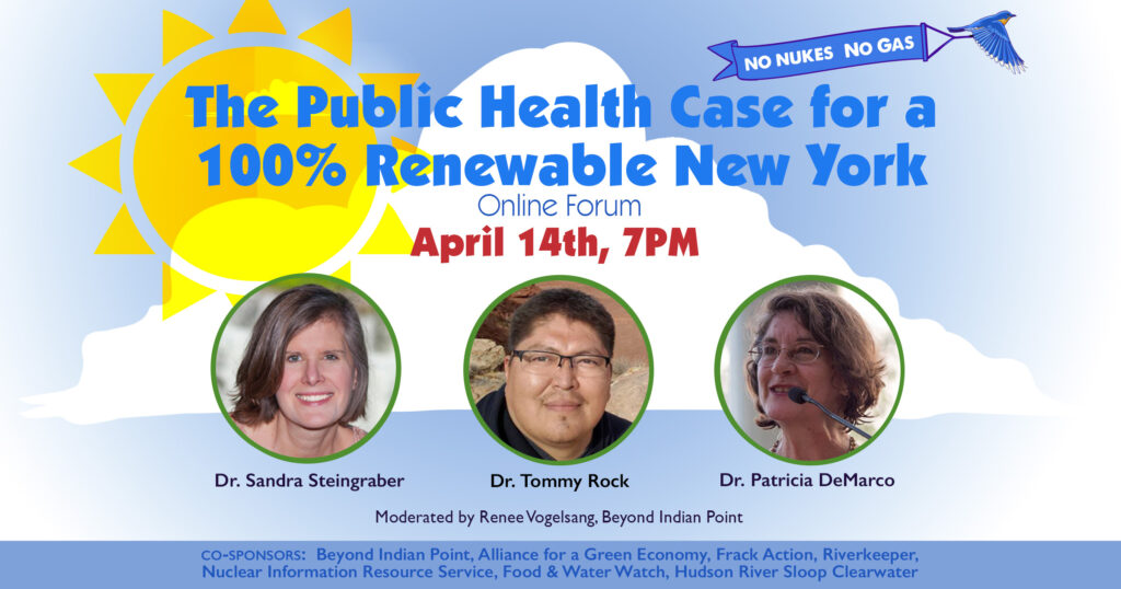The Public Health Case for a 100% Renewable New York