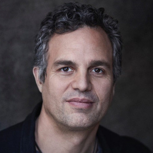photo portrait of Mark Ruffalo